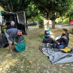 Pliage de tente2